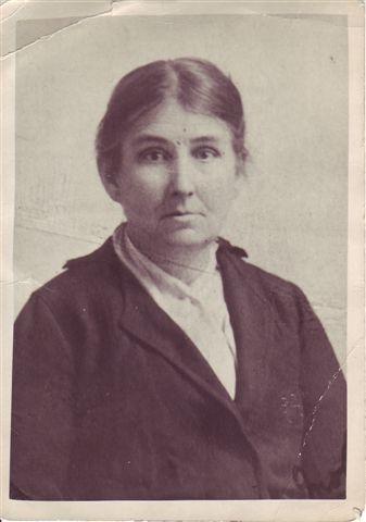 Grace Isabella Pask née Solomon (1863-1939)
